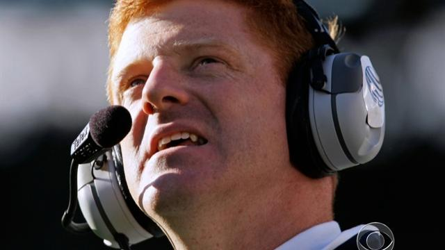 Conflicting stories on what McQueary did