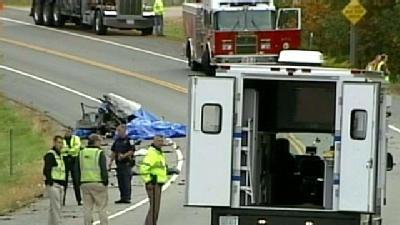 Man Killed In Barrington Crash