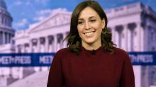 It's a girl! Hallie Jackson welcomes 1st child