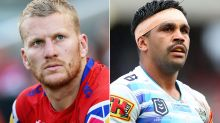 'Shattered' NRL player breaks silence on racism accusation