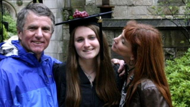 Graduate's Tragic Story Moves Millions Online