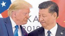 Trump amenaza con forzar a las empresas de EE.UU. a romper con China