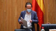 """El PP dice a Iglesias que los presupuestos """"están manchados de sangre"""""""