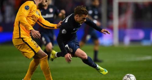 Foot - Bleus - Antoine Griezmann vs Gérard Piqué, duel de hombres