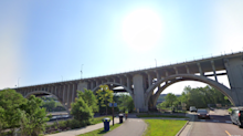 Lunda Construction Co. at work on $50M 10th Avenue Bridge rehabilitation