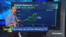 Options bulls betting on Avon Products & Cenovus Energy