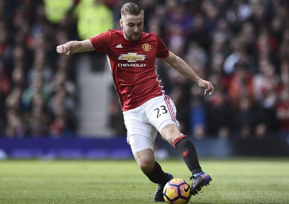 Manchester United: contre Everton, Shaw a joué… avec le cerveau de Mourinho