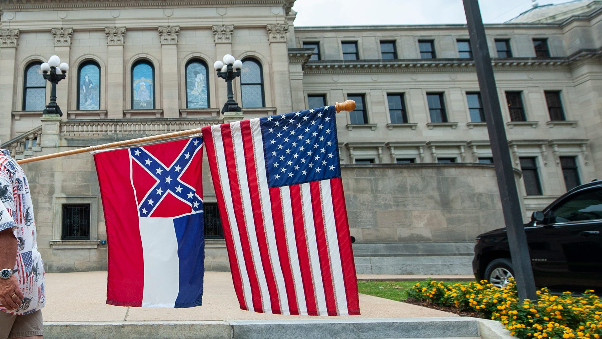 Mississippi to change state flag after pressure from NCAA, SEC