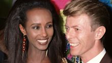 Iman says she will never remarry following death of 'true love' David Bowie