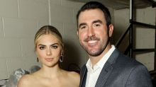 Kate Upton Gushes Over 'Hot Date' Justin Verlander, Reveals How They Almost Missed Their Wedding