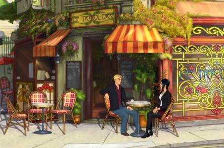 Broken Sword 5: The Serpent's Curse submitted to Apple