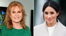 Sarah Ferguson Relates to Meghan Markle: 'I Have Been in Meghan's Shoes, and I Still Am'