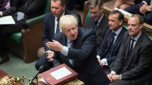 El Parlamento también impide el adelanto electoral solicitado por Boris Johnson