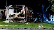 1 Home Destroyed, 2 Others Damaged In Beaver Co. Fire