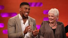 Judi Dench on 'heavenly Anthony Joshua' and never missing 'University Challenge'