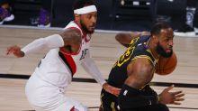 On Kobe Bryant Day, Lakers dominate Blazers 135-115