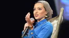 US Vogue apologises for misidentifying activist Noor Tagouri as a Pakistani actress