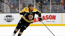 Bruins' David Pastrnak named to NHL First All-Star Team