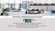 Accor deal: Novotel Brisbane South Bank