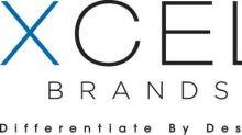 Xcel Brands, Inc. Announces Third Quarter 2020 Results