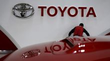 Toyota optimistic amid China slowdown as Lexus sales grow