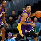 D'Angelo Russell pays tribute to former Lakers teammate Kobe Bryant