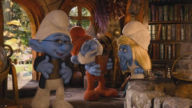 The Smurfs 2 - Trailer