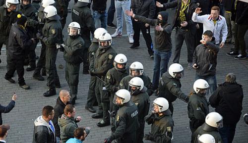 Bundesliga: Revierderby: Polizei zieht positive Bilanz