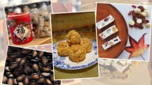 【賀年食品】5大香港製造年貨推介!手做芋蝦+健康酥糖+脆心鳥結糖+手炒瓜子+牛油蝴蝶酥