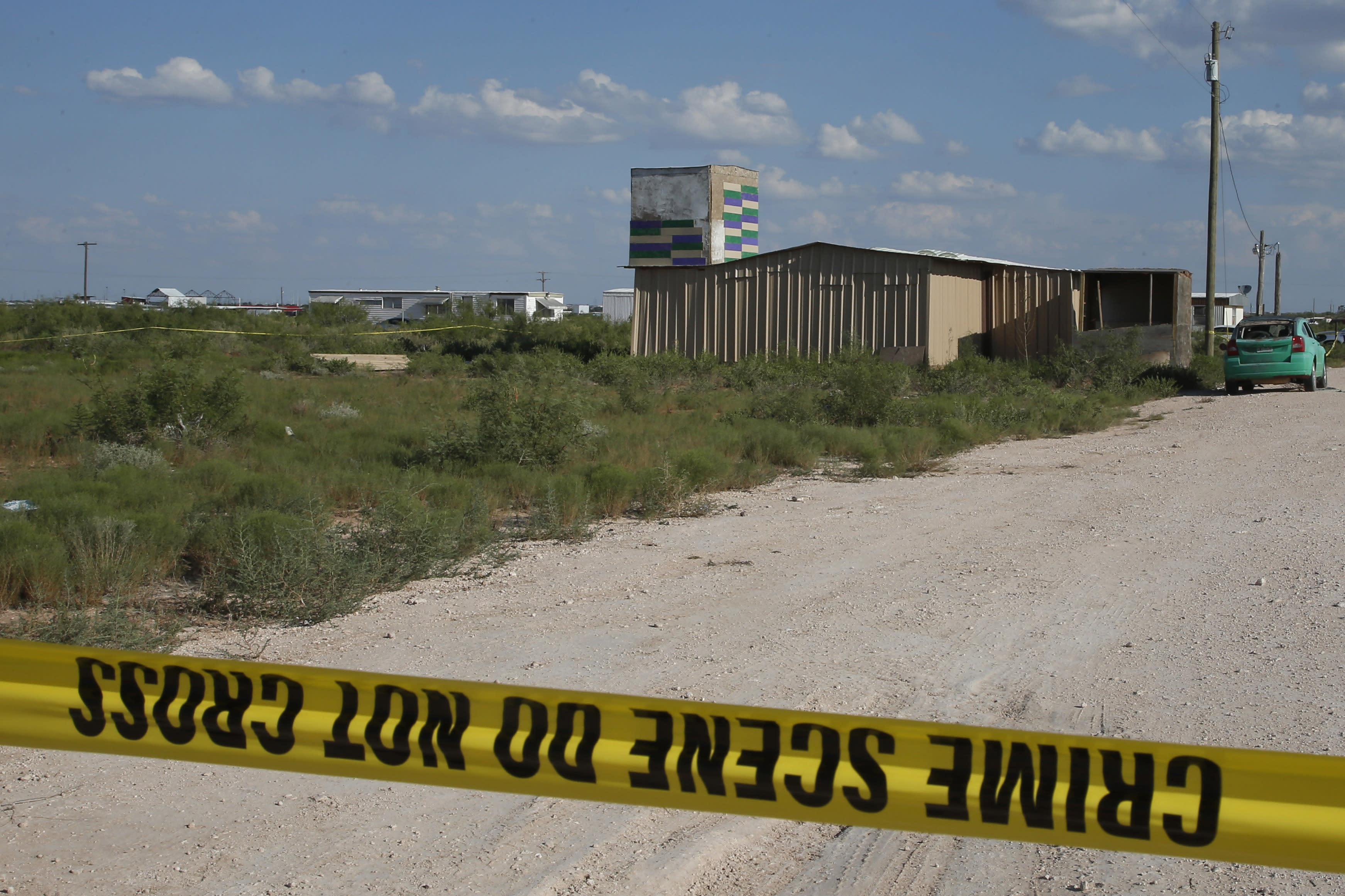 Feds Order Texas To Comply With Special >> Official Feds Search Home For Link To Gun In Texas Shooting