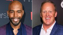 Queer Eye's Karamo Brown Says He Saw 'Real Change' in Sean Spicer While Competing on DWTS