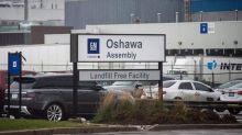 Thousands laid off in Ontario as General Motors strike drags on in U.S.