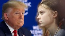 Davos 2020 news – live: Greta Thunberg and Trump exchange glares and veiled barbs as climate change takes centre stage at economic forum