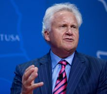 Far From GE's Collapse, Jeff Immelt Is Wheeling and Dealing Again