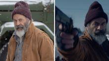 Mel Gibson sorprende en el tráiler de 'Fatman' como un Santa Claus enfrentado a un niño que quiere asesinarle
