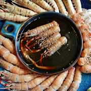 鐵甲蝦料理 마꼬또 誠:濟州月台必吃!在地特產鐵甲蝦,多種吃法一次滿足