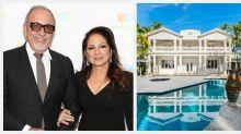 Musicians Gloria and Emilio Estefan List Their Miami Guest Estate for $32 Million