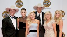 Country star Alan Jackson's son-in-law dies unexpectedly after a fall — less than a year after his 'fairy tale' wedding with Mattie Jackson