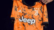 Foot - ITA - Juventus - Un maillot third orange pour la Juventus Turin