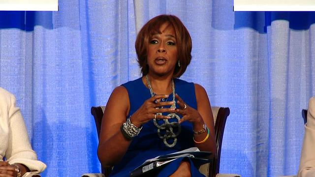 Gayle King panel commemorates civil rights movement