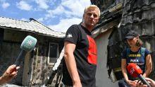 Ukraine anti-corruption activist's house torched