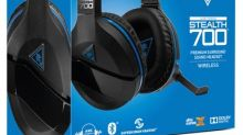Turtle Beach Launches The Stealth 700 For PlayStation®4 - The Final Entry In Its All-New Lineup Of Category Redefining Wireless Gaming Headsets