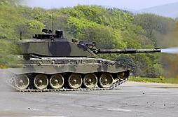 British Army looks to make tanks, troops invisible