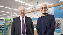 Microsoft and Walgreens make deal to 'improve the future of health care'