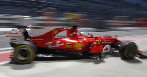 F1 - GP de Russie - EL2 - GP de Russie : les Ferrari dominent les essais libres 2