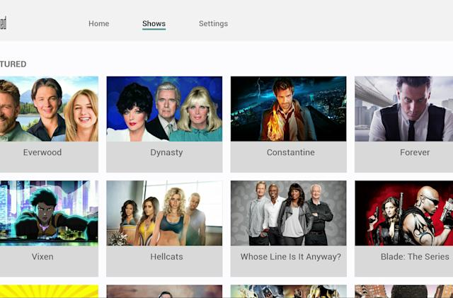 The CW's free Seed app is now streaming on Amazon Fire TV devices