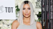Kim Kardashian Has Spent the Past 13 Hours Bleaching Her Hair: 'I'm Getting Over This'