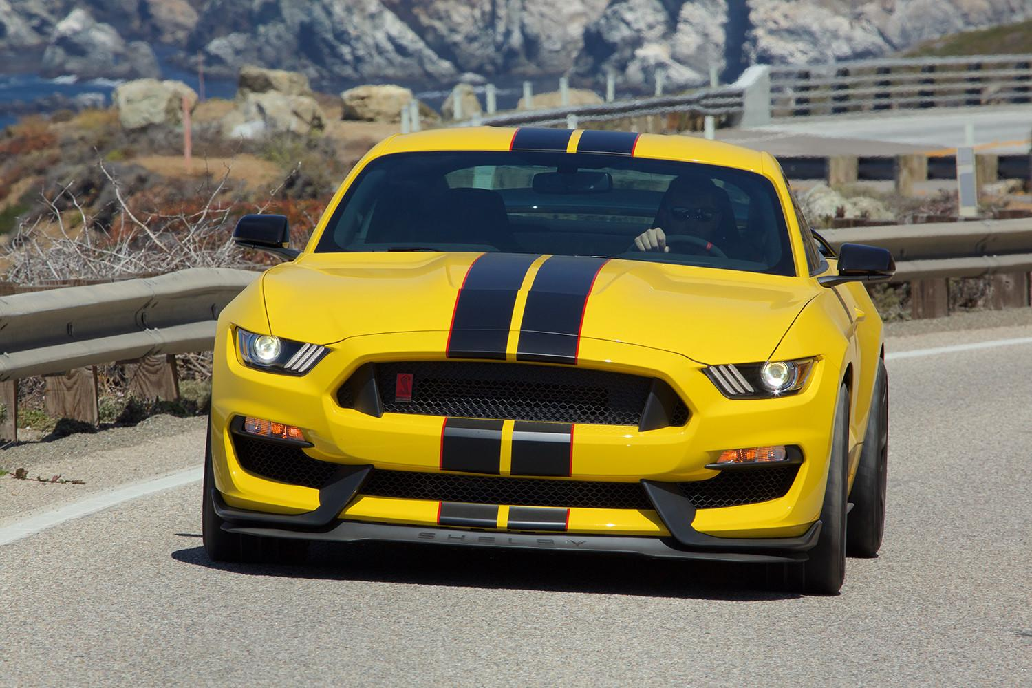 Fords 2018 mustang could get a trick suspension lose an engine option