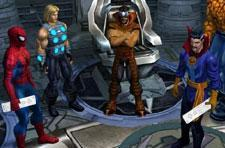 The Ultimate Alliance forms again in 2009