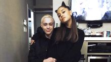 Pete Davidson Names His Favorite Songs from Ariana Grande's New Album Sweetener: 'They're All Sick'